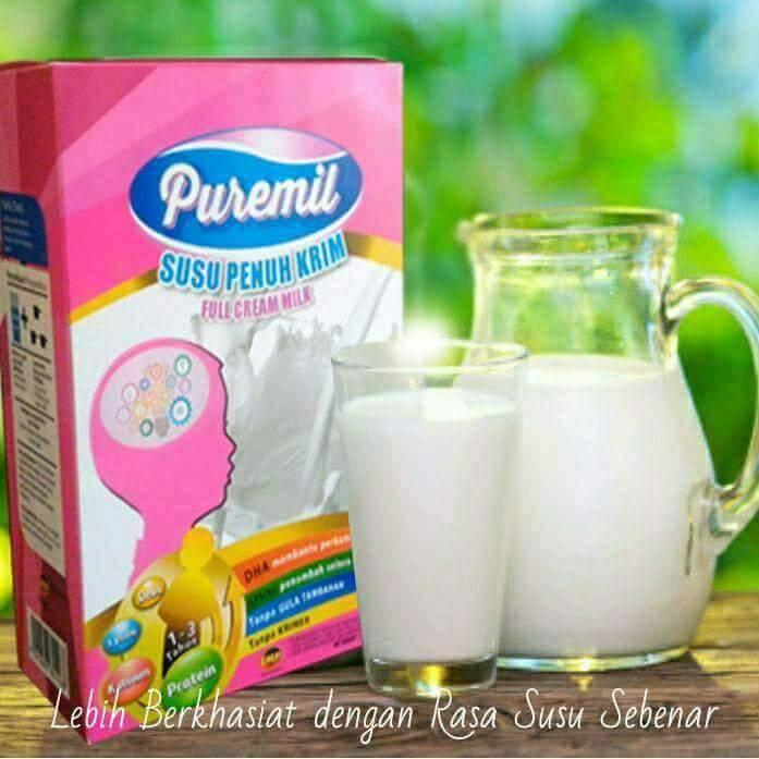 Susu Puremil sesuai untuk semua?